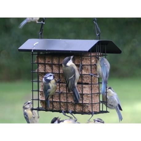 mangeoire pour graisses pour les oiseaux sp ciale maxi repas. Black Bedroom Furniture Sets. Home Design Ideas