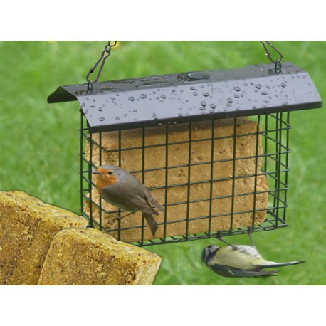 blocs de graisse maxi taille kg pour oiseaux du ciel. Black Bedroom Furniture Sets. Home Design Ideas