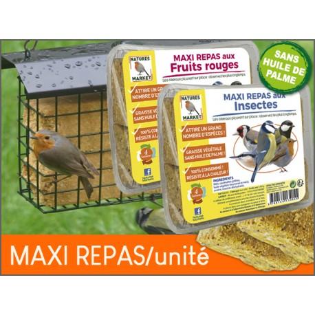Maxi Repas Graisse Végétale