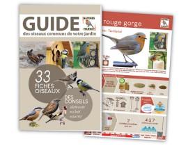 Guide oiseaux jardin (cdt 10)