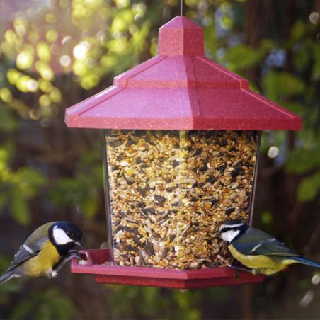 Gazebo en plastique recyclé Natures Market  -Oisillon.net
