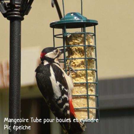Cylindre de graisse végétale sans huile de palme pour oiseaux Natures Market -Oisillon.net-