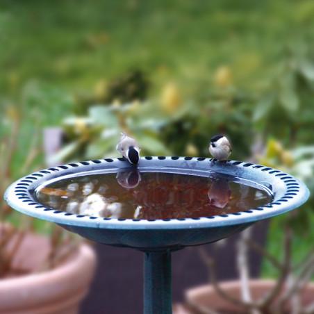 Abreuvoir sur pied pour oiseaux Natures Market -Oisillon.net-