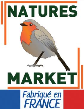 Natures Market Fabriqué en France
